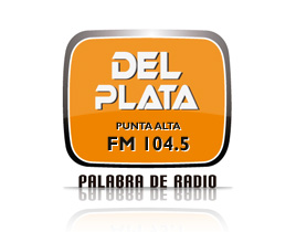 Radio Del Plata / Radio Imagen FM 104.5 &#8211; Punta Alta